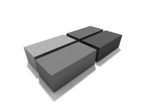 Кирпич кладочный бетонный