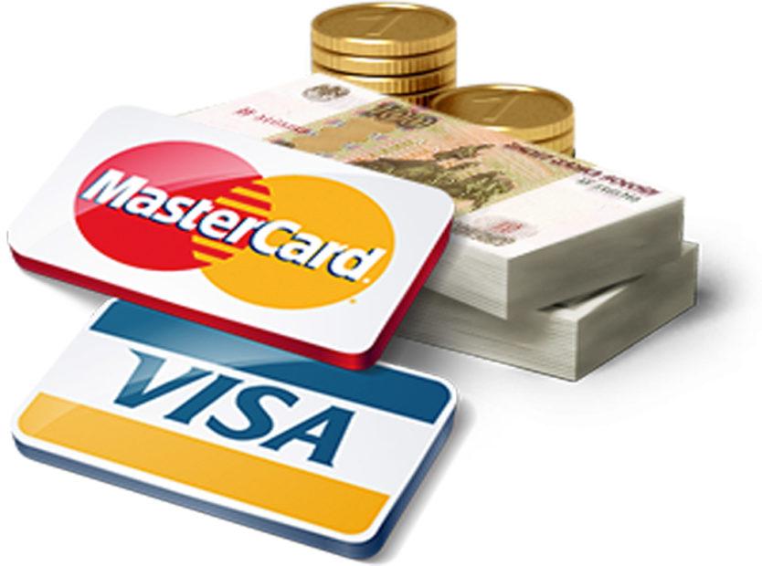 Возврат товара при оплате банковской картой наличными там